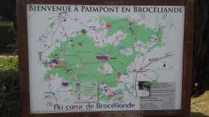A la découverte de Brocéliande !