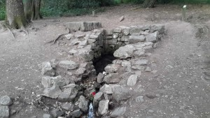 La fontaine de Barenton est connue pour ses propriétés de guérison. En respectant le lieu et en activant les énergies et en respectant le lieu, vous pouvez accéder à une eau dynamisée.