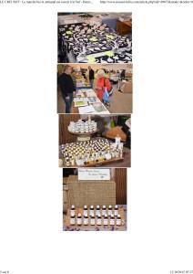 Le Creusot marché bio, quelques photos