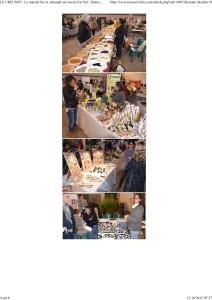 Le Creusot marché bio, d'autres photos