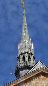 Envie de retourner au Mont Saint Michel