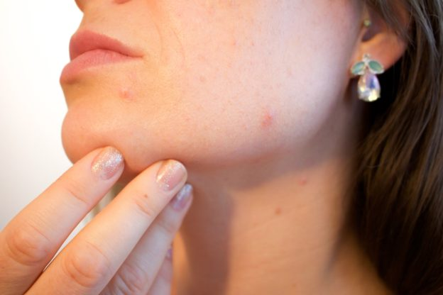 problème de peau reiki