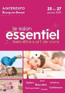 Salon essentiel de Bourg en Bresse du 25 au 27 janvier 2019