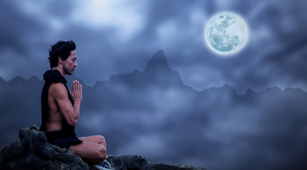 la méditation gassho pour se retrouver au quotidien