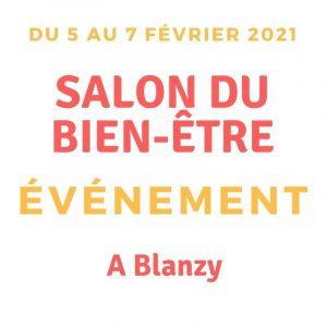salon du bien-être de Blanzy 2021