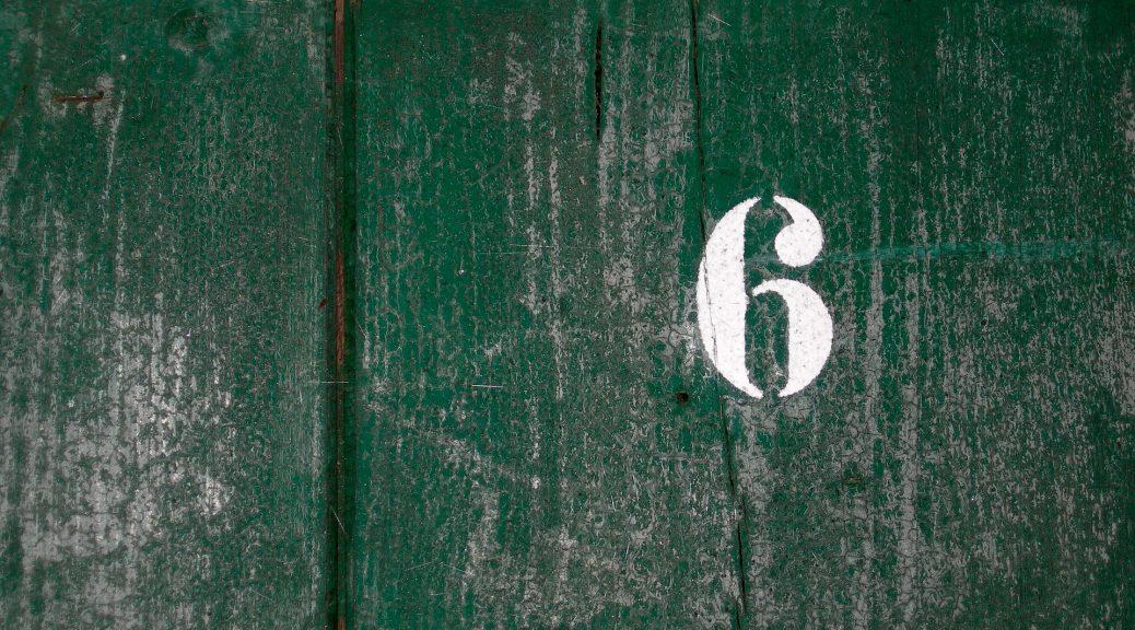 le 6 symbole de la famille et des responsabilités
